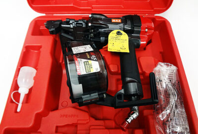 MAX 高圧コイルネイラ HN-65Z1-G 未使用品-1