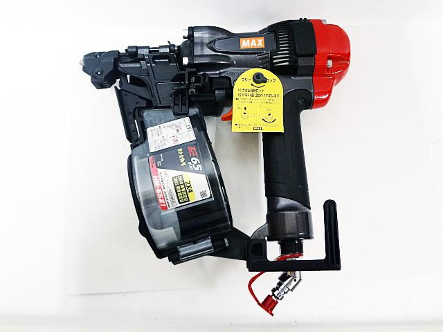 MAX 高圧コイルネイラ HN-65Z1-G 未使用品-2