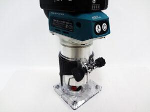 マキタ 充電式トリマ RT50D 未使用品-4