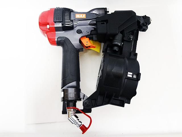 MAX 高圧コイルネイラ HN-65Z1-G 未使用品-3