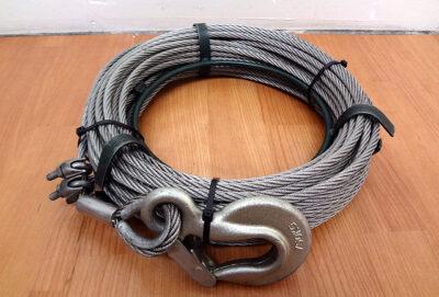 TIRFOR 手動ウインチ用ワイヤーロープ T-7-1