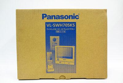 Panasonic ワイヤレスモニター付きテレビドアホン VL-SWH705KS-1