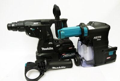マキタ 充電式ハンマドリル HR001GDXVB-1