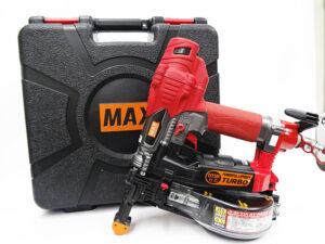 マックス 高圧ターボドライバ HV-R41G4 中古品-1