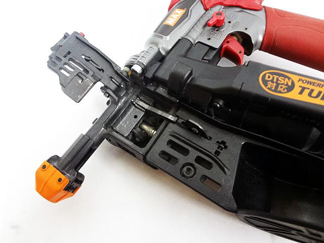 マックス 高圧ターボドライバ HV-R41G4 中古品-4