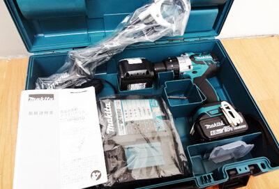 makita 充電式震動ドライバドリル HP481DRGX-1