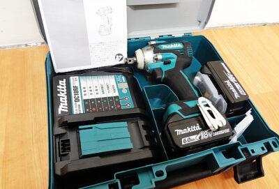 マキタ 充電式インパクトレンチ TW300DRGX-1