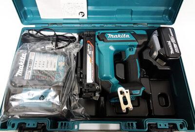 マキタ 充電式タッカ ST421DRG-1
