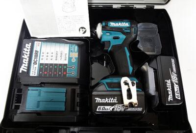 マキタ 充電式インパクトドライバ TD172DRGX-1