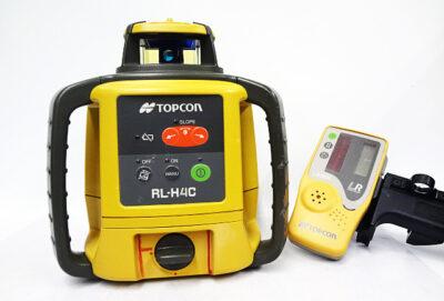 トプコン ローテティングレーザー RL-H4C-1
