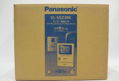 Panasonic ワイヤレステレビドアホン VL-SGZ30K-1