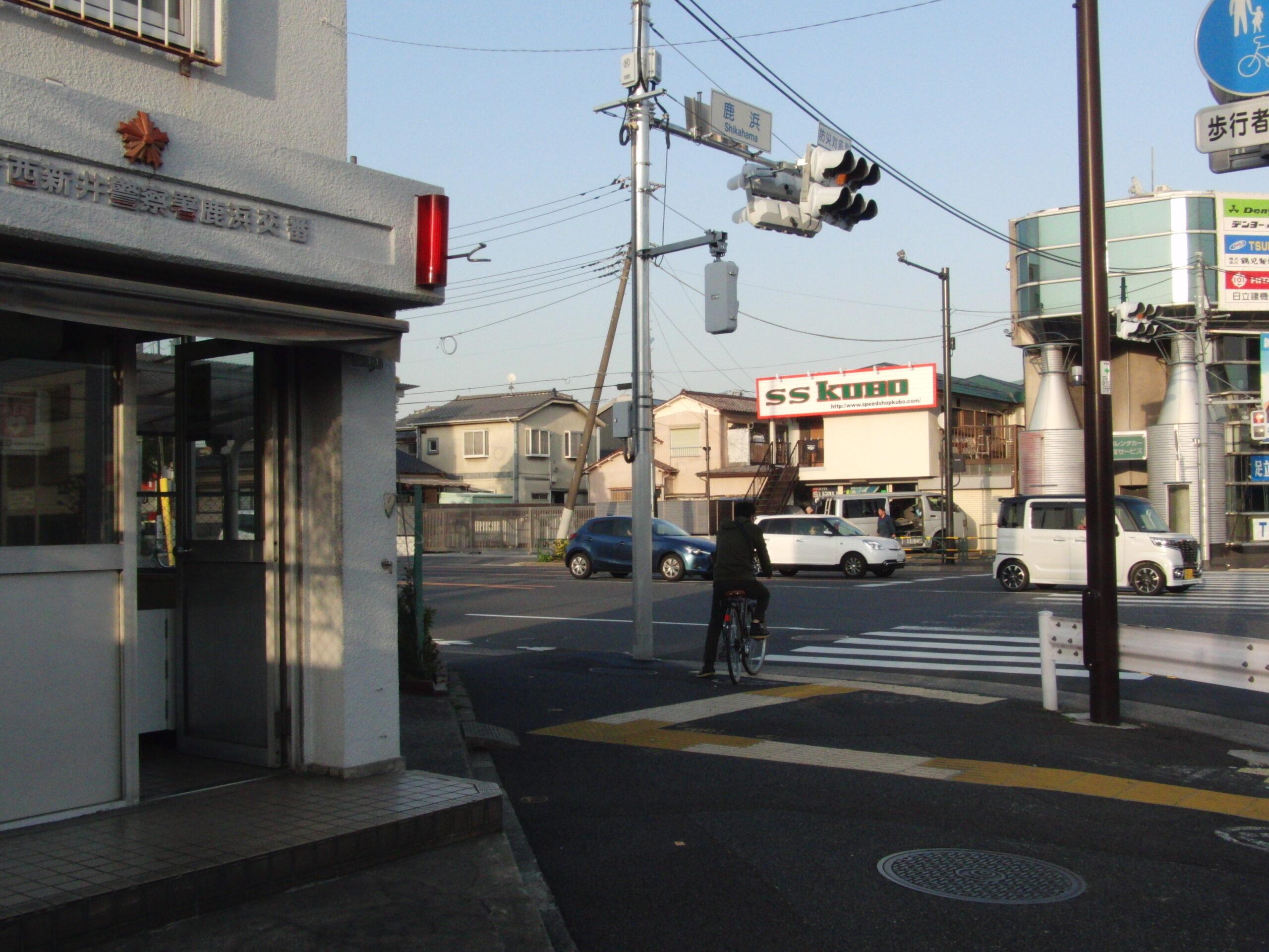 JR赤羽駅から③