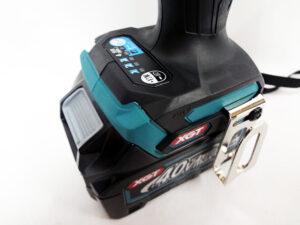 マキタ 充電式インパクトレンチ TW004GRDX-4