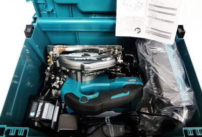 マキタ 125mm充電式マルノコ HS005GRDX-1