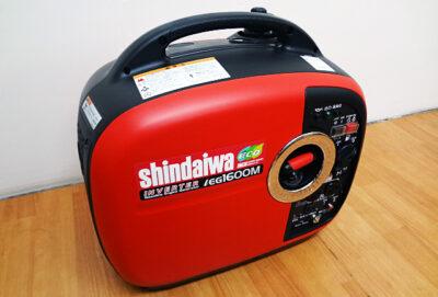 Shindaiwa インバーター発電機 IEG1600M-1