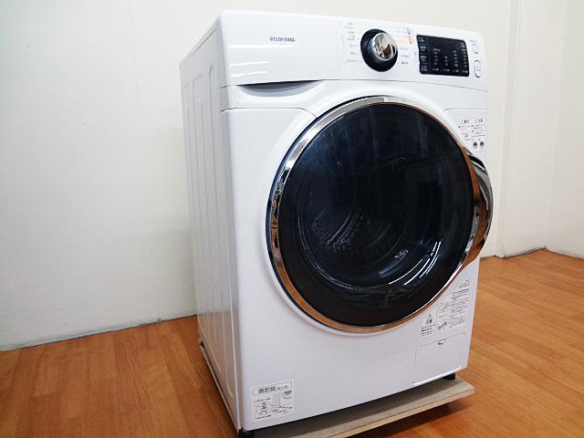 IRISOHYAMA ドラム式洗濯機 FL71-W/W-1