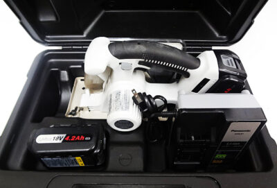 パナソニック 充電パワーカッター135 EZ45A2LS2F-1