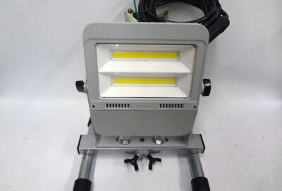 日動(NICHIDO)LEDフラットライトLEN-F50D-SL-50K-1