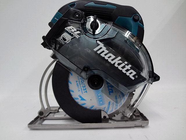 Makita充電式チップソーカッタCS553DRGXS-2