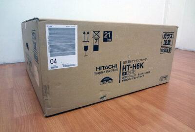 日立IHクッキングヒータービルトインタイプHT-H6K-1