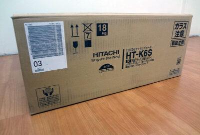 日立IHクッキングヒータービルトインタイプHT-K6S-1
