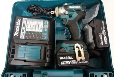 Makita充電式インパクトレンチTW285DRGX-1