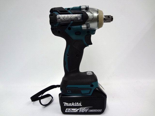 Makita充電式インパクトレンチTW285DRGX-3