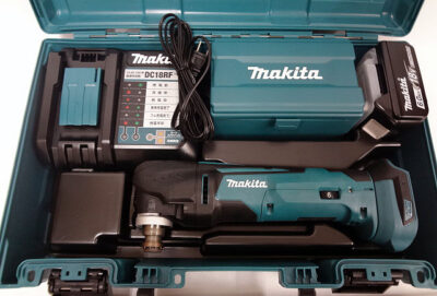 Makita充電式マルチツールTM51DRG-1