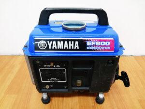 ヤマハ ポータブル発電機 EF800-2