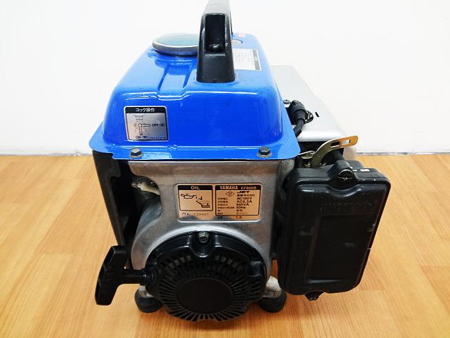 ヤマハ ポータブル発電機 EF800-4