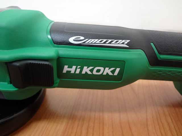 HiKOKIコードレスディスクグラインダG3610DAXP-4