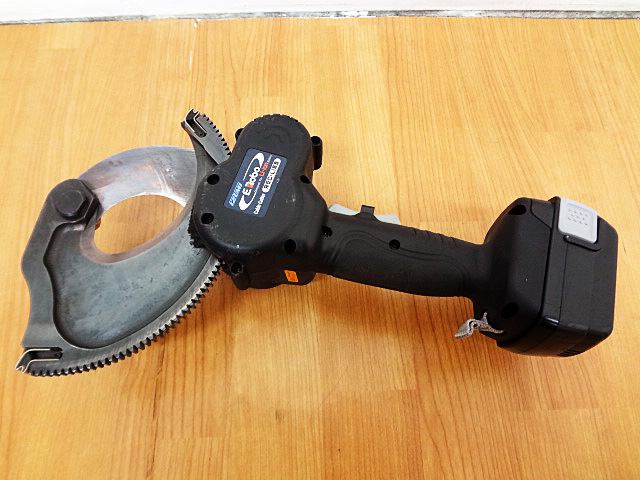 泉精器 充電式ケーブルカッタ REC-LI65-2