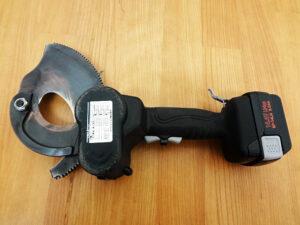 泉精器 充電式ケーブルカッタ REC-LI65-3