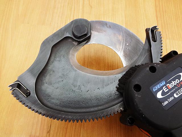 泉精器 充電式ケーブルカッタ REC-LI65-4