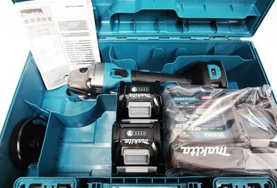 マキタ 充電式ディスクグラインダ GA017GRMX-1