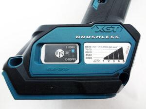 マキタ 充電式ディスクグラインダ GA017GRMX-4