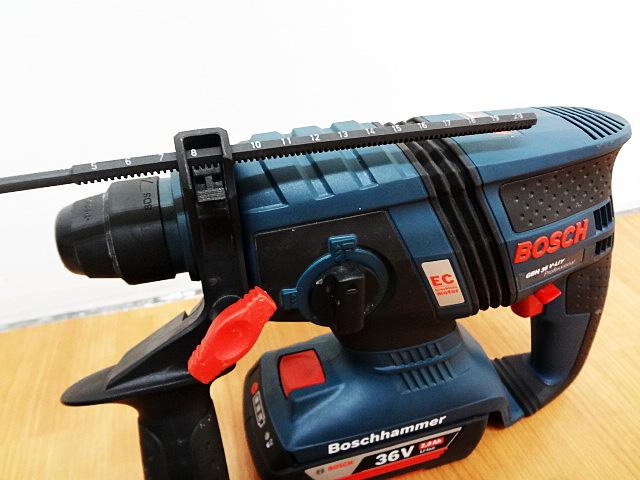 ボッシュ バッテリーハンマードッル GBH36V-ECY-4
