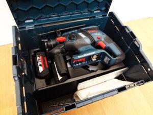 ボッシュ バッテリーハンマードリル GBH36V-ECY-1