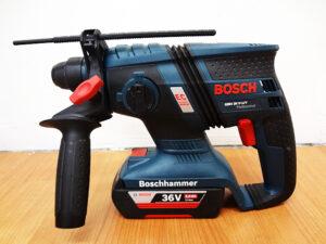 ボッシュ バッテリーハンマードリル GBH36V-ECY-2