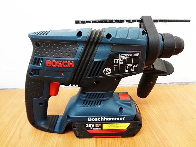 ボッシュ バッテリーハンマードリル GBH36V-ECY-3