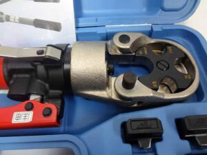 IZUMI/イズミ 手動式油圧圧着工具 EP-150A-2