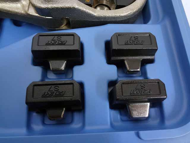 IZUMI/イズミ 手動式油圧圧着工具 EP-150A-4
