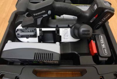 パナソニック 充電バンドソー EZ45A5LJ2G-B-1