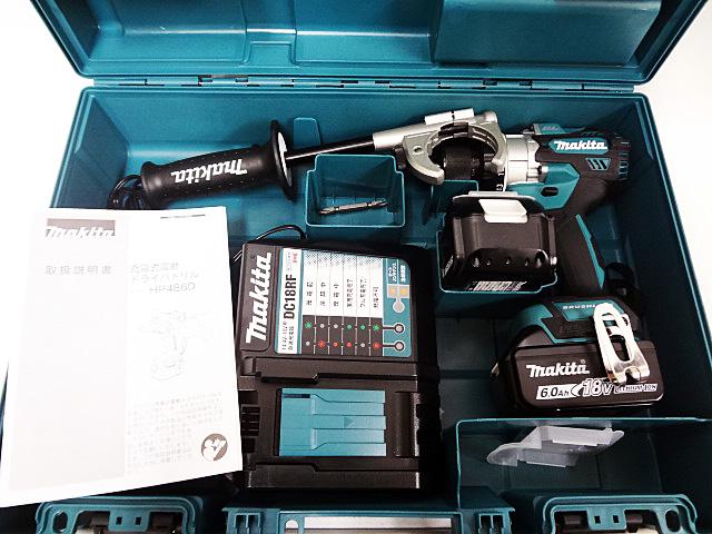 マキタ 震動ドライバドリル HP486DRGX-1