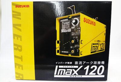 スズキッド 直流インバーター溶接機 SIM-120-1