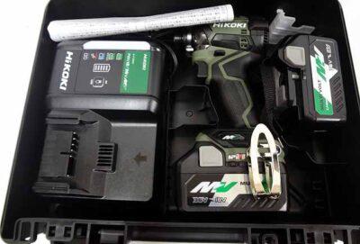 ハイコーキ インパクトドライバ WH36DC フォレストグリーン-1