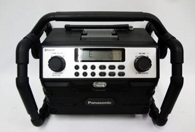 パナソニック 充電ラジオ&ワイヤレススピーカー EZ37A2-1