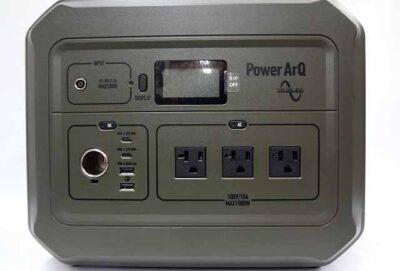 SmartTap ポータブル電源 HTE060A-1