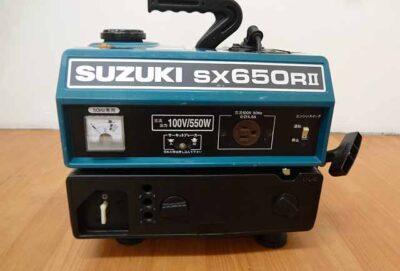 スズキエンジン発電機SX650RⅡ-1