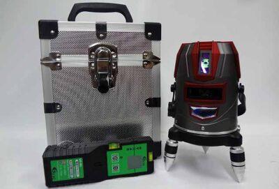 LTCグリーンレーザー墨出し器LST-EG60U-1